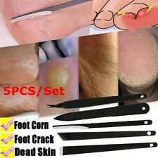Rasp Callus  Cuticle Remover Skin Care Tool Dead Skin Removal Foot Pedicure Set