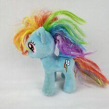 "TY My Little Pony Rainbow Dash 7"" Plush"
