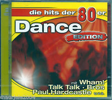Dance 80 Edition 2 (2004) 2CD NUOVO Dead or Alive You spin me round. Fox the Fox