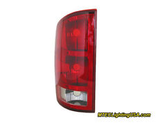 TYC NSF Left Side Tail Light Lamp Assembly for Dodge Ram 2002-2006