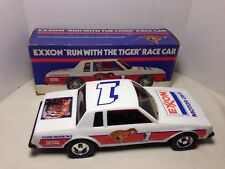 "Vintage 16"" Dick Brooks Exxon #1 Plastic Nascar Race Car by Gay Toys RARE  MIB"