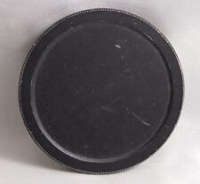 Tiffen screw-in 52mm Metal Front Lens Cap - Japan 2114033