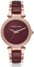 Michael Kors MK6412 39mm Choronograph Women's Parker Rose Gold-Tone Watch