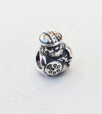 """Genuine Pandora Charm Bead """"Viking"""" - 790588 - retired"""