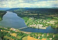 Rare Vintage Scenic Postcard Eidsvoll, Akershus Viken county, Norway (1981).