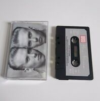 BROS THE TIME CASSETTE TAPE 1989 PAPER LABEL CBS UK