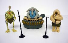 STAR WARS MAX REBO BAND Vintage Action Figures ROTJ COMPLETE SET C8+ 1983