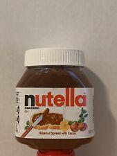 Brand New Sealed Nutella 7.7 Ounce Jar Hazelnut Spread