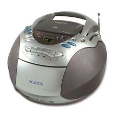 Roberts Skylark CD9960 Portable CD Radio Cassette Player