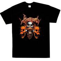 Venom Skulls Shirt S M L XL Black Metal T-Shirt Official Band Tshirt New