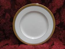 Mikasa Palatial Gold, Light Cream w/ Gold Encrusted Trim: Salad Plate (s) 8 1/4""