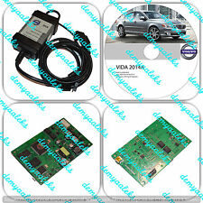 A+ Qualität PCB Neue 2014D Volvo Vida Dice Diagnose Tool Voll Chip-Scanner