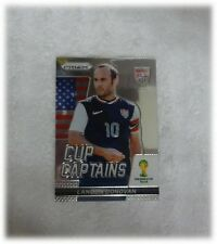 2014 Panini Prizm World Cup Base Captains Landon Donovan - USA #18