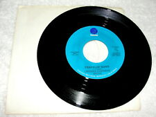 """Creedence Clearwater Revival """"Travelin' Band"""" 45 RPM, 7"""", NM!, 1980's Reissue"""