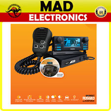 NEW! Uniden UH8070S Remote Head CB UHF 5W Scanner 100 Channel 12/24v Rugged