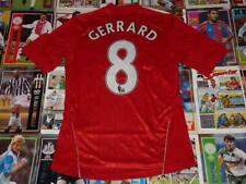 Liverpool Jersey Steven Gerrard adidas Football Shirt 2010 Maillot Maglia Camise