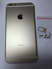 ORIGINAL iPHONE 6+ BACK REAR COVER METAL DOOR HOUSING REPLACEMENT Gold A1524