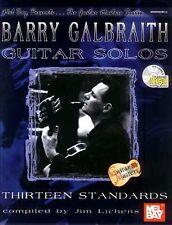 Mel Bay Barry Galbraith Guitar Solos