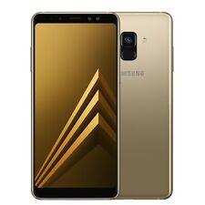 Samsung Galaxy A8 (2018) 32GB GOLD RICONDIZIONATO GRADO A GARANZIA 12 MESI