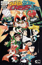 Cartoon Network Super Secret Crisis War #6 1:10 Retailer Incentive Variant RI