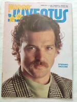 HURRA' JUVENTUS N. 3 MARZO 1987 STEFANO TACCONI MICHAEL LAUDRUP ANTONIO CABRINI
