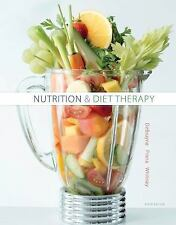 Nutrition and Diet Therapy by Eleanor Noss Whitney, Kathryn Pinna and Linda Kell