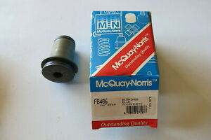 NOS MCQUAY-NORRIS CONTROL ARM BUSHING FB406 FITS CHRYSLER DODGE PLYMOUTH SRT