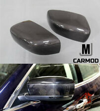 Fit For Maserati Ghibli & Quattroporte 2013-2016 Carbon Fiber Mirror Cover Caps