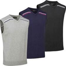 Stuburt Golf Mens Lightweight Hydro Sport V-Neck Slipover Golf Vest