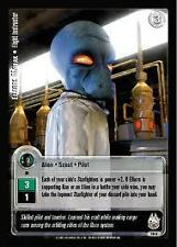 Star Wars Jedi Knights Premiere TCG 16C Ellorrs Madak Flight Instructor X2 MINT