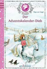 Vogel, M: Zaubereinhorn 4 Adventskalender-Dieb von Maja Vogel (2012, Gebundene Ausgabe)