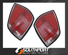 HOLDEN ASTRA TAIL LIGHTS LAMPS SUIT STATION WAGON AH 2005-2009 *NEW PAIR*
