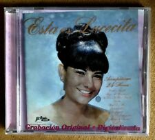 LUCECITA - ACOMPAÑAME 24 HORAS - CD NEW SEALED