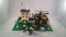 Lego 370 Police Headquarters 1976 - Complete Retired Rare
