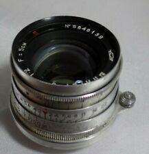 JUPITER 8 Russian Lens F 2/50 mm for M39 L39 mount FED Zorki Leica Camera  1659