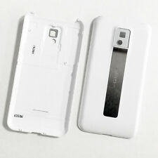 Batteria Originale Genuina Cover Posteriore Per LG Optimus 2X P990 - Bianco