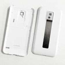 Batteria Originale Genuina Cover Posteriore Per LG Optimus 2X P990 - Bianco