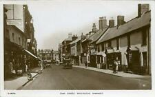 More details for real photographic postcard of fore street, wellington, (near taunton), somerset