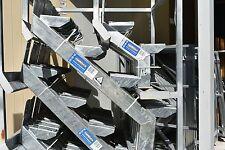 HARDAZ - Metal Stair Stringers - 4 Step (pair) - $210