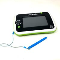 LeapFrog LeapPad Jr. Learning Tablet - Green w/ Stylus