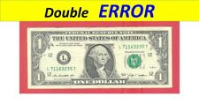 ~ Double Error ~ Rolled digit & OverInked ~ Lqqk