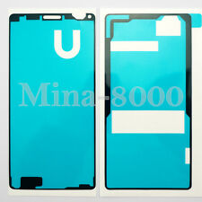 Front Back Cover Adhesive Sticker Tape Glue For Sony Xperia Z3 Compact D5803