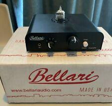 Bellari PA 555 Tube Preamplifier