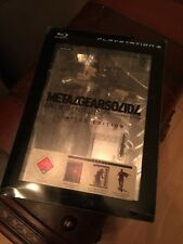Metal Gear Solid 4: Guns of the Patriots - Limited Edition - PlayStation 3 - PS3