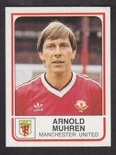 Panini - Football 84 - # 159 Arnold Muhren - Manchester United