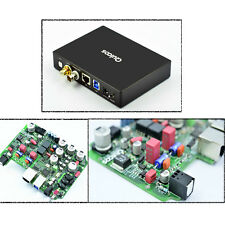 QA730U XMOS USB to SPDIF Converter Digital Audio Sound Card I2S/DSD 192 for DAC