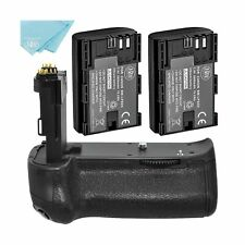 Battery Grip Kit for Canon EOS 70D, EOS 80D, EOS 90D Digital SLR Camera Inclu...