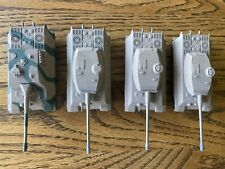 LOT OF FOUR ROCO KONIGSTIGER DBGM MINIATURE MINI TOY TANKS TANK AUSTRIA NICE!
