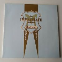 Madonna - Immaculate Collection - Vinyl Double LP Europe 1st Press EX+ Best Of