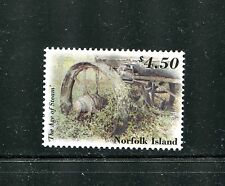NORFOLK 763, 2002 AGE OF STEAM,  MNH (NOR045)